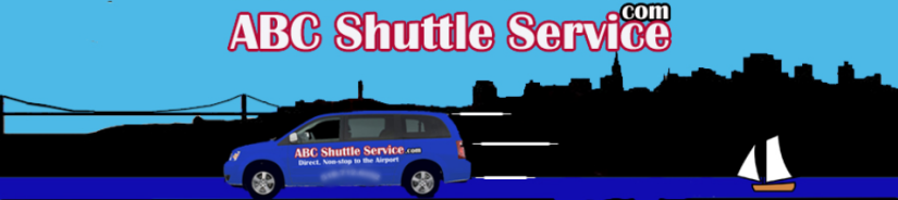 ABC Shuttle Service | SFO & Oakland Airporter | Cheapest Rates, Very Reliable, Easy Online Booking!